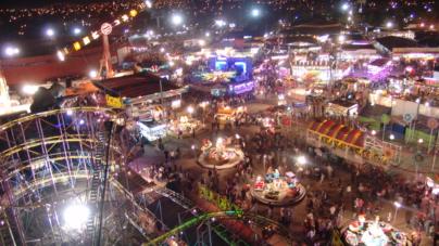 Cierra la Feria Ganadera de Culiacán con casi 300 mil visitantes este año
