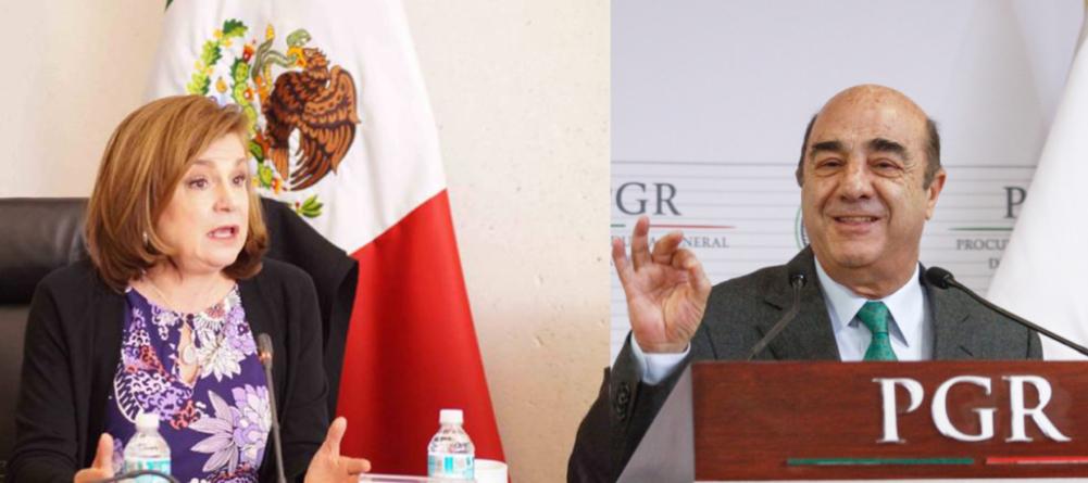 Sale Murillo Karam de la PGR; Arely Gómez, al relevo