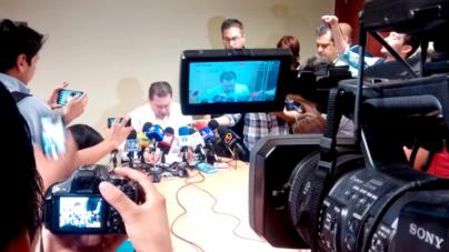 'Estoy obligado a solidarizarme con él': dice diputado tras captura de su hermano