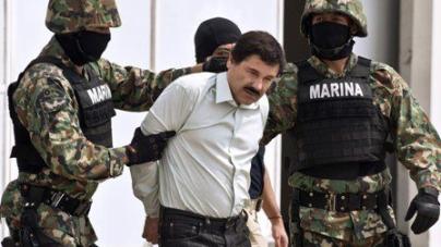 Por segunda ocasión, se fuga el 'Chapo' Guzmán de un penal de 'máxima seguridad'