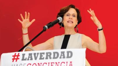 URGEN INDIGNADOS | México necesita ciudadanos dispuestos a alzar la voz: Denise Dresser