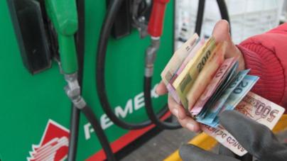 Gasolina, lastre de la economía familiar
