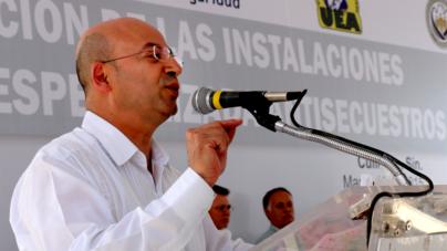 Sin la sociedad, ninguna estrategia será suficiente contra el secuestro: Renato Sales