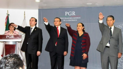 Vuelve Gilberto Higuera a la PGR; lo nombran subprocurador regional