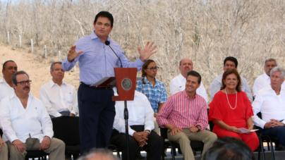"""Por segunda vez 'Malova' presume a Sinaloa como líder en trasplantes """"multiorgásmicos"""""""