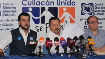 Presenta el PAN denuncias contra Manuel Clouthier y Ricardo Hernández y va contra Sedesol