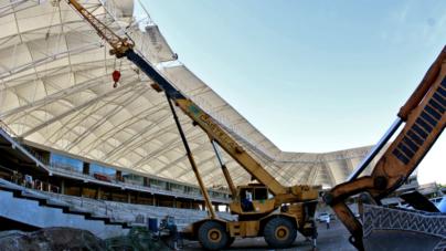 Datos que debes saber | Nuevo estadio de 'Tomateros' avanza al 78% en su construcción