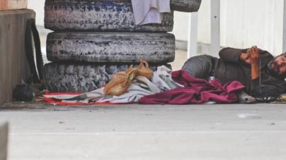 Los hijos de la calle | ¿Son invisibles los indigentes para el Gobierno?