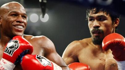 Knockout a los récords: los números de Mayweather contra Pacquiao