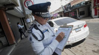 Pagan de su bolsa   Ayuntamiento ya no cancela las multas a sus funcionarios