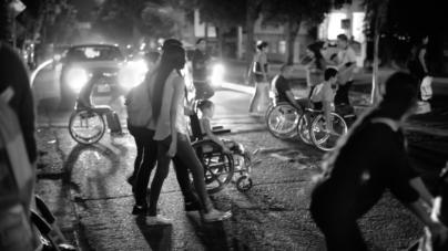 Vida sobre ruedas | Pese a problemas de movilidad urbana, nada los detiene