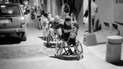 Vida sobre ruedas | El peligro cotidiano de ser minusválido en Culiacán