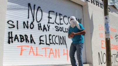 EL DESENCANTO CRECE | Sobran motivos para elegir no votar