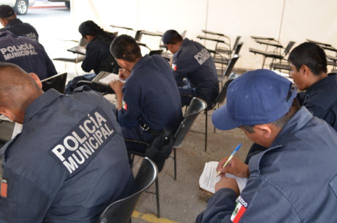 Examen de Control y Confianza | Buscan quitar estigma de 'reprobados' a más 2 mil policías