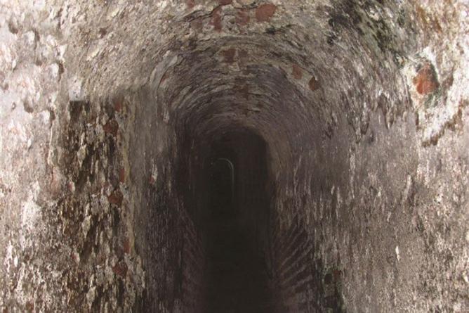 Los túneles de Culiacán