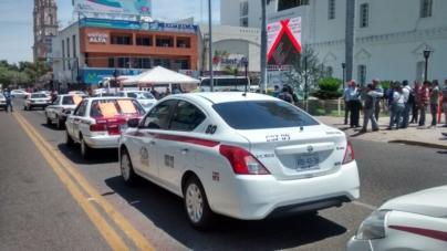 Taxistas denuncian a la Marina de abusos constantes, por considerarlos 'punteros' del narcotráfico
