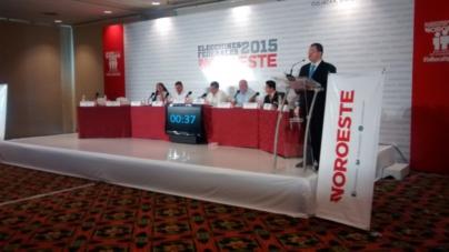 ELECCIONES 2015 | Desairan debate candidatos a diputados federales del distrito 05