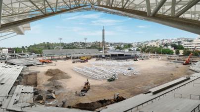 ¡GRANDES LIGAS! | El nivel del nuevo estadio de Tomateros de Culiacán…