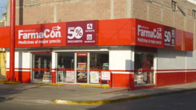 Femsa concreta compra de la cadena de farmacias Farmacón