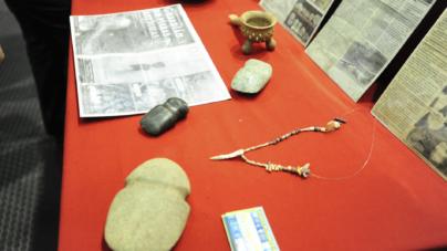 Reconocen al 'Chino Billetero' | 'Trapero' del pasado prehispánico de Sinaloa