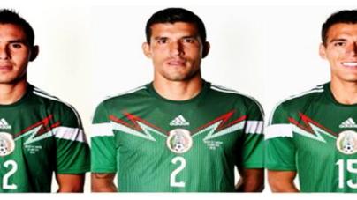 COPA ORO 2015 | La defensa es sinaloense: Moreno, Aguilar y 'Maza' fueron convocados