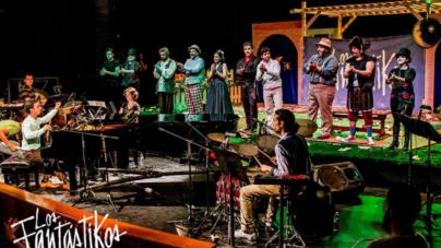 Culiacán aplaude a 'Los Fantástikos'
