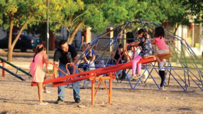 SE RESPIRA PAZ | Parques Alegres al rescate de los espacios públicos