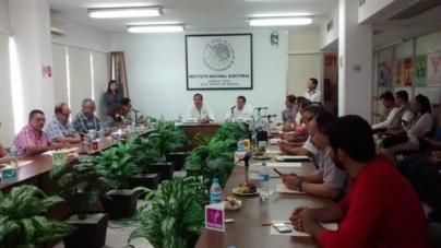 Arranca proceso electoral; INE garantiza instalación total de casillas