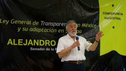 'La derecha se está dando golpes de pecho con la Ley de Niños y desinforma': Alejandro Encinas