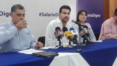 El PAN seguirá respaldando a la diputada ligada al 'Chapo': Edgardo Burgos