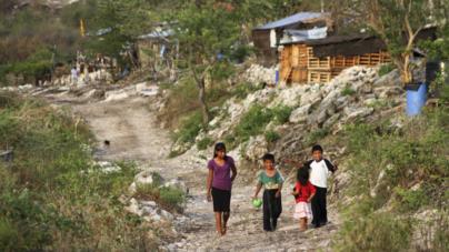 Crece la pobreza en México en 2014