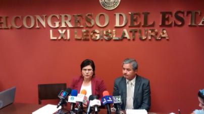 Pierde beneficios el PRD en el Congreso local con renuncia de Ramón Lucas
