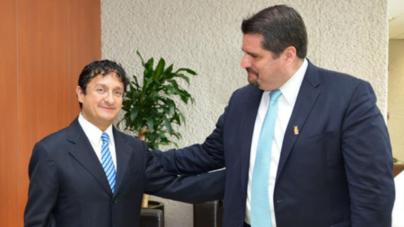 Juan Pablo Yamuni en pañales… o nuestro Virgilio Andrade local