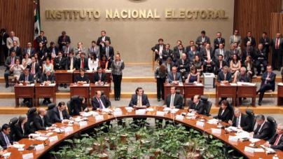 El INE regala 286 millones de pesos a los partidos políticos