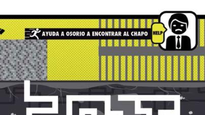 Cartón del mes | Ayuda a Osorio a encontrar al Chapo