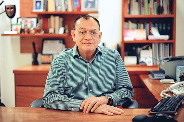 Jacinto Pérez Gerardo, presidente del Consejo Estatal Electoral (CEE).