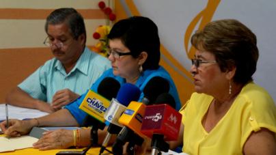 Partidos revelan vicios en la Ley Electoral y promueven acción de inconstitucionalidad