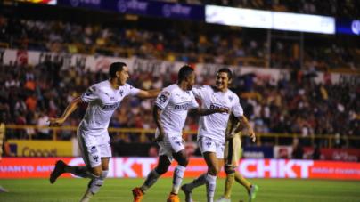 LIGA MX | 'Monterrey' hunde a 'Dorados' con goleada de 4 a 1