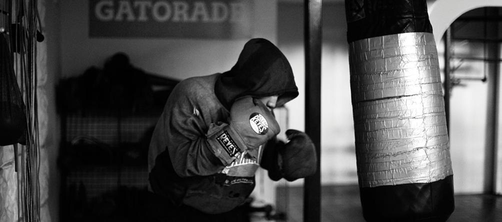 Hace falta hacer más box   Suben al ring para vencer sobrepeso y estrés… y pueden ser campeones