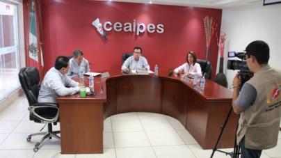 Anuncian fechas de comparecencias de aspirantes a la CEAIPES
