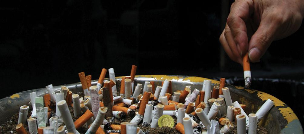 Ayuntamiento vs 'bachichas' | Preparan campaña contra colillas de cigarro en Culiacán
