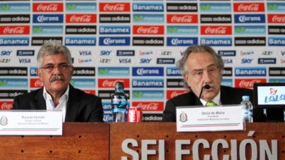 El 'Tuca' convoca a 4 sinaloenses, a quienes confiará la defensa del 'Tricolor'