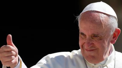 Los 10 consejos del papa Francisco para alcanzar la felicidad
