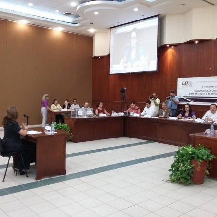 Concluyen comparecencias de aspirantes a CEAIPES; proponen mayor control de archivos públicos