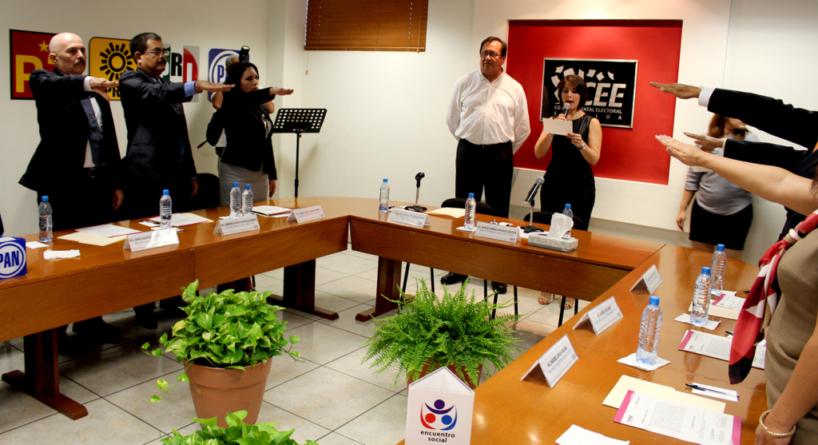 Inicia la era del IEES | Rinden protesta consejeros del Instituto Electoral de Sinaloa