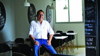 Una oficina para todos | Entrevista con Francisco Javier Mejía Ramos, fundador de WorkHere