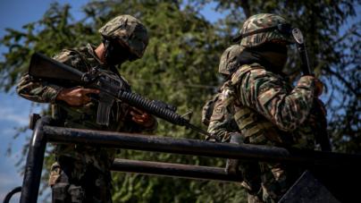 Desplazados de Durango a Sinaloa denuncian abusos de la Marina