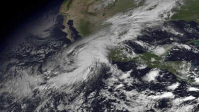 En alerta centro y sur de Sinaloa por huracán Patricia