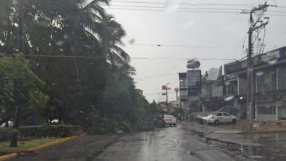 Lluvia tempranera: cómo moja y cómo entorpece la vida cotidiana de Culiacán