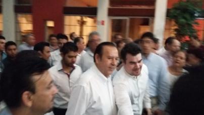 """""""No me voy a desbocar"""": Aarón Irízar al anunciar que sí va por la gubernatura de Sinaloa"""